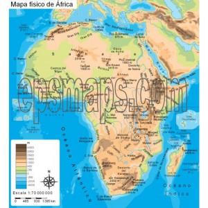 Afrikas bjergområder
