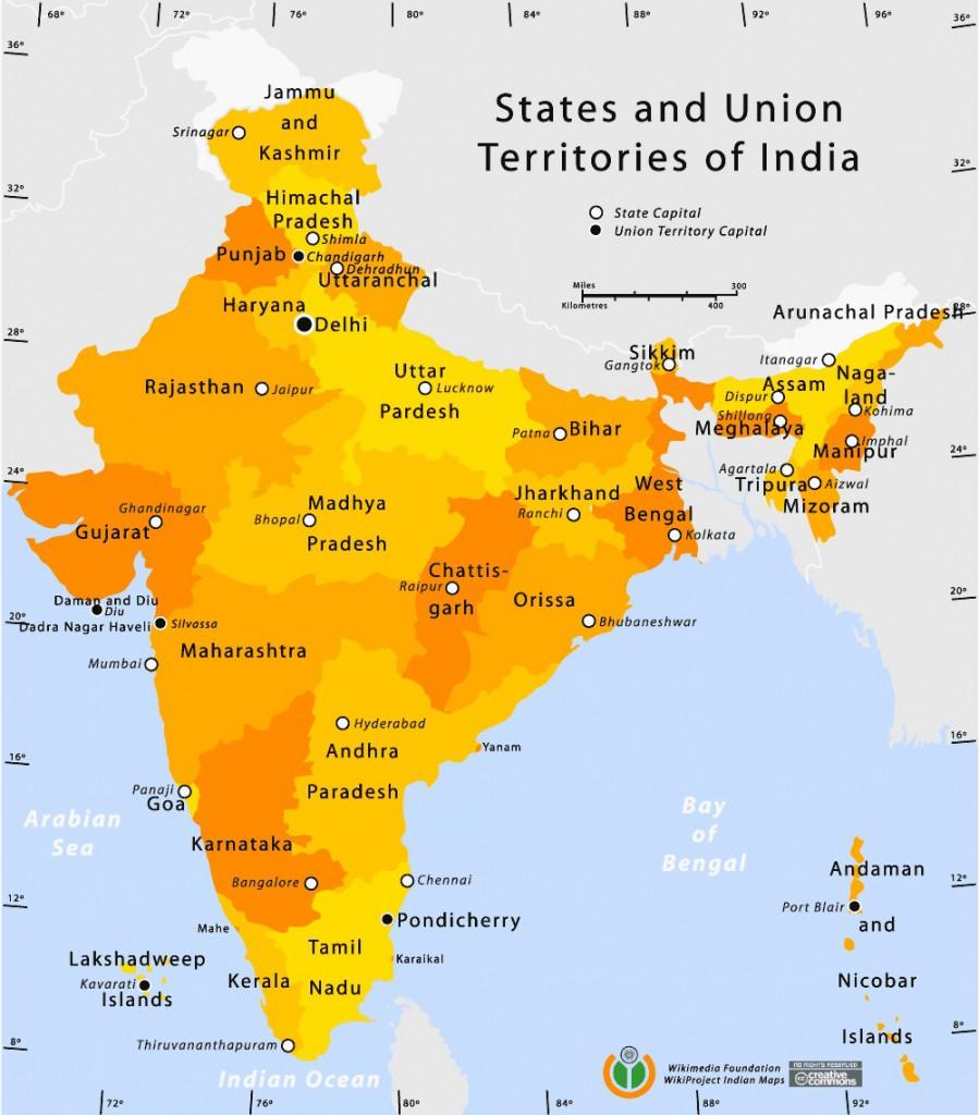 Indiske delstater